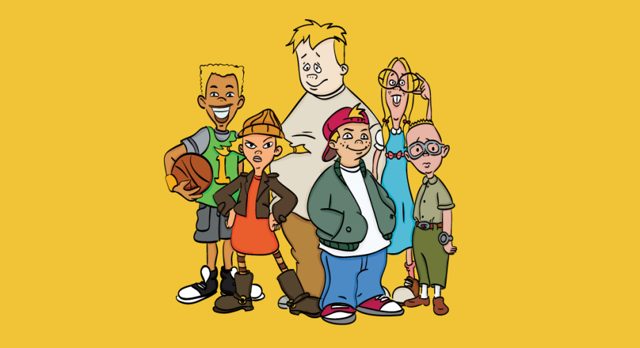Recess Illustration